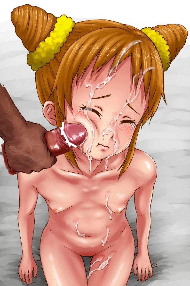 ロリ&貧乳の二次エロ画像 part1