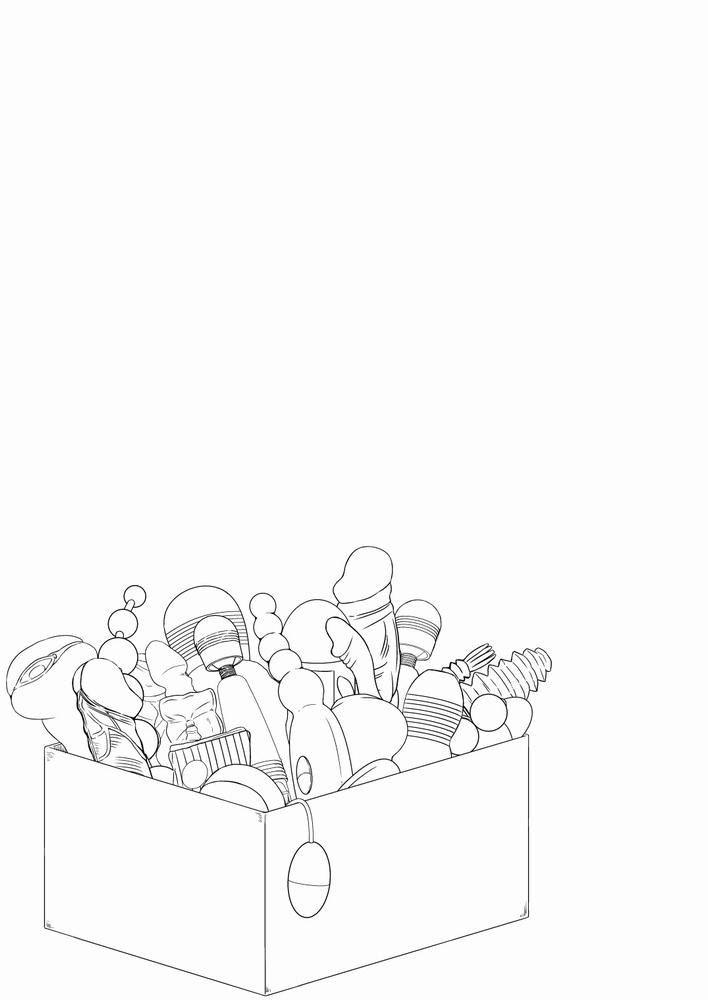 【同人】楽園のおもちゃ箱