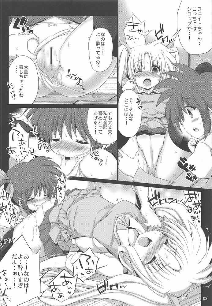 【同人】リリカル☆フェスティバル☆【魔法少女リリカルなのは】