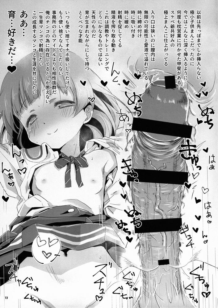 【同人】Beautiful Harmony【アイドルマスター】
