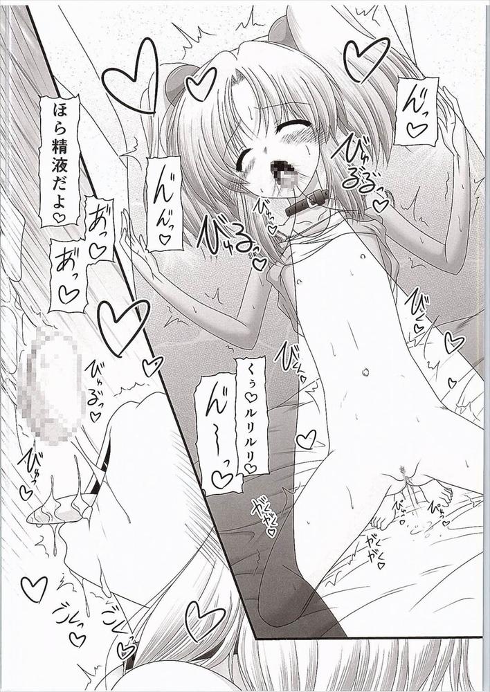 【同人】妖精さんの居場所【機動戦艦ナデシコ】