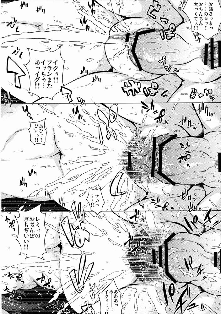 【同人】絶対君主グングニル☆【東方】
