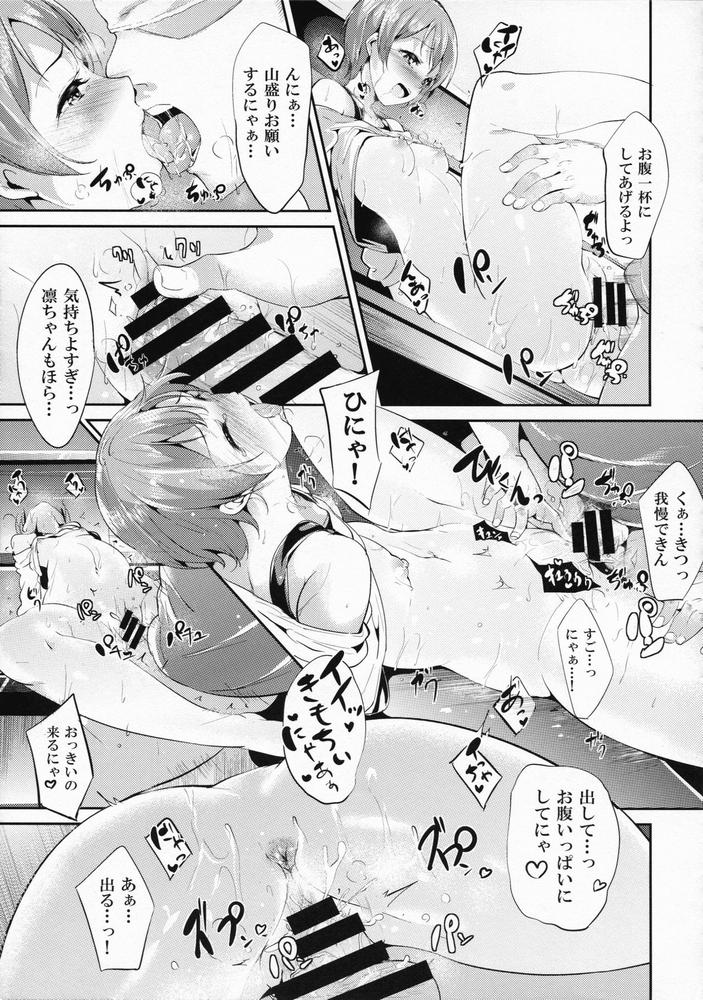 【同人】RiN-RiN Sensation!☆【ラブライブ!】
